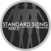 Standard Sizing Icon - Male